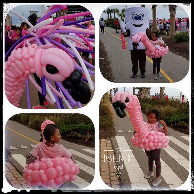 #balloons #balloonart #designsbycupid #e