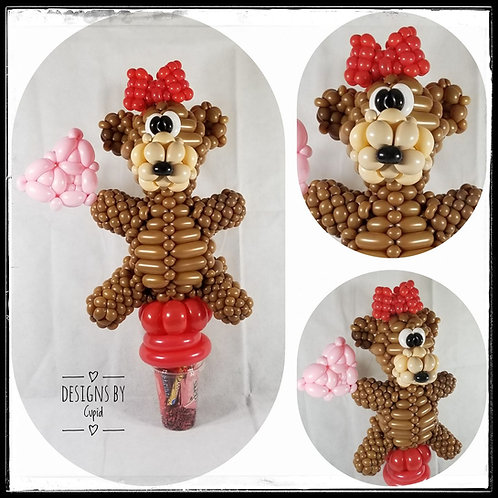 "Love you ""Beary"" Much Candy Cup - Large"