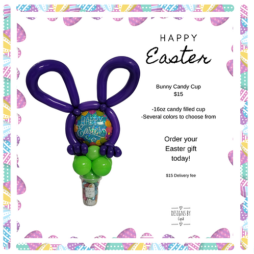 Bunny Candy Cup