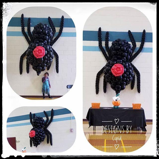 Balloon Spider Balloon Sculpture