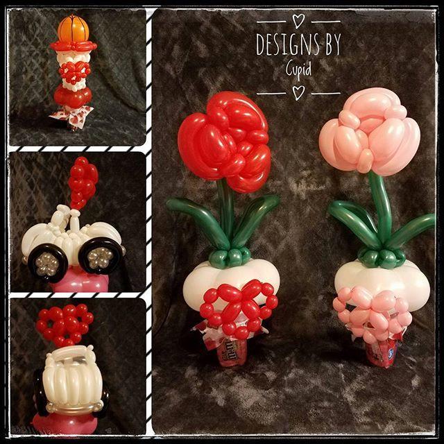 #candygram #valentinesday #balloongift
