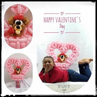 Happy Valentine's Day 💞🎈💞🎈💞🎈 #ball