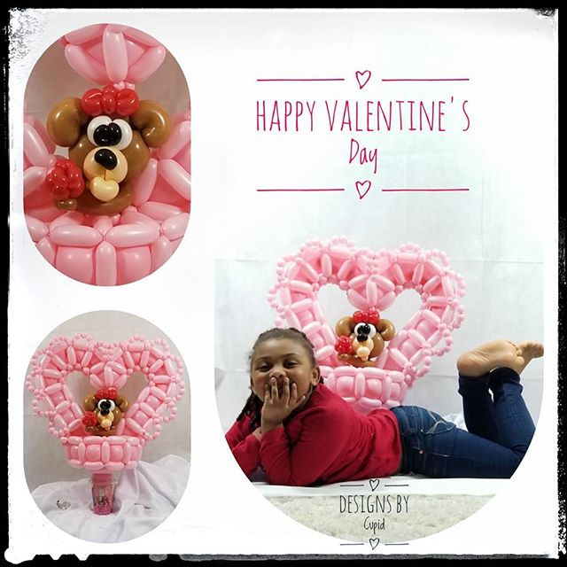 Happy Valentine's Day 💞🎈💞🎈💞🎈 #ball