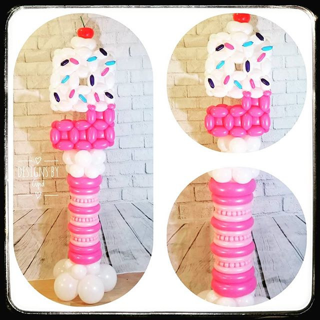 #birthday #balloondecor #designsbycupid