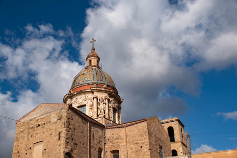 Palermo, capital of Sicily