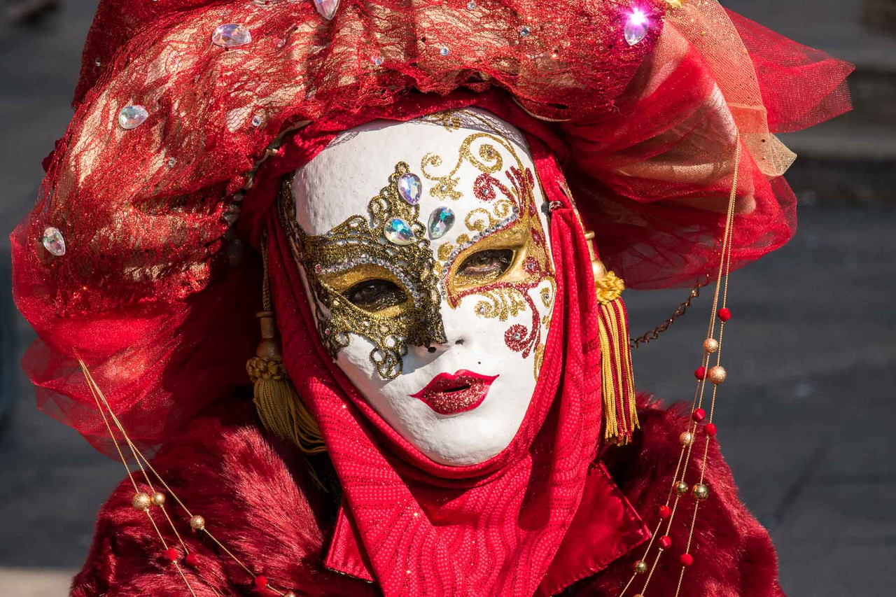 Events - Carnival of Venice (Italy)