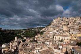 Modica, East coast of Sicily