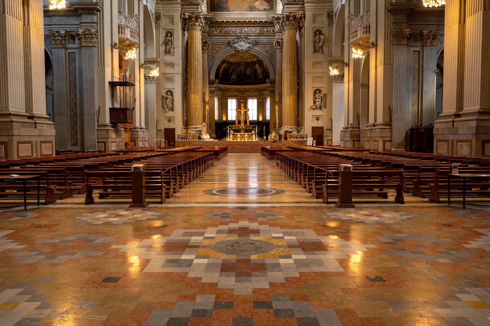 San Pietro Cathedral in Bologna