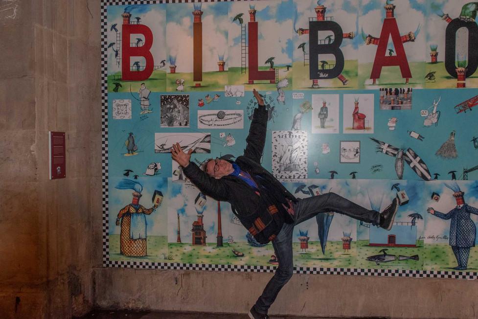 Bye-bye Bilbao