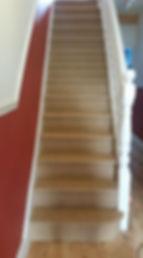 Kersaint Kobb Sisal on Stairs