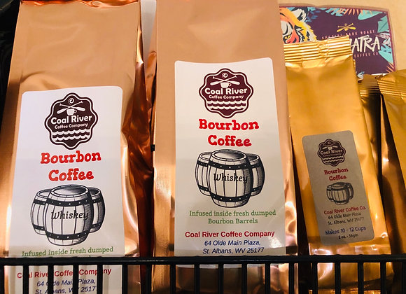 Bourbon Barrell Coffee