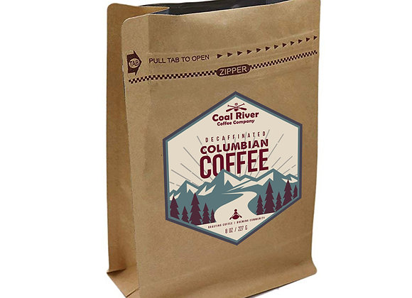 Columbian Decaf Coffee (1/2 lb.)