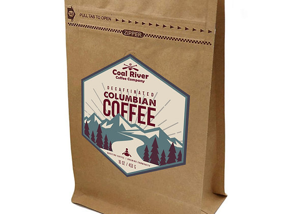 Columbian Decaf Coffee (1 lb.)