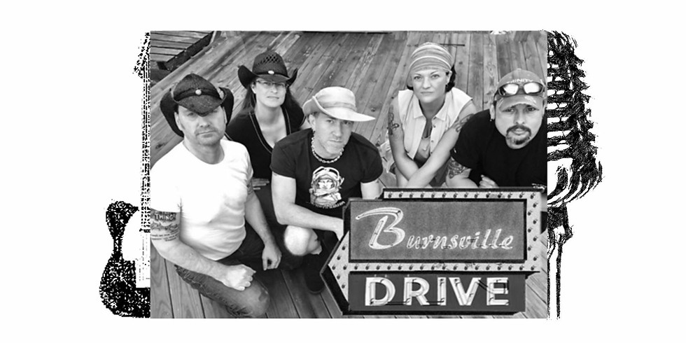 The Burnsville Drive Live at Coal River Coffee Company