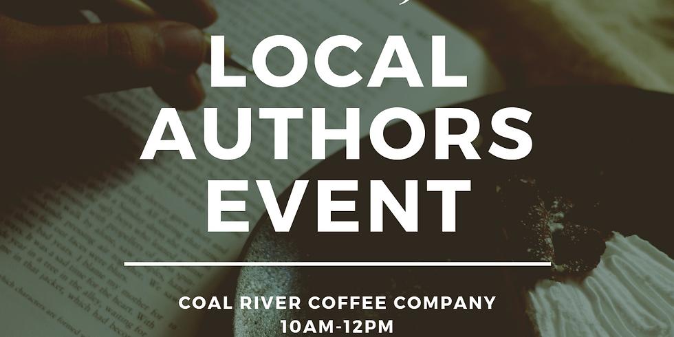 Local Author Event