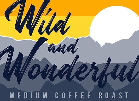 Wild and Wonderful Medium Roast Coffee