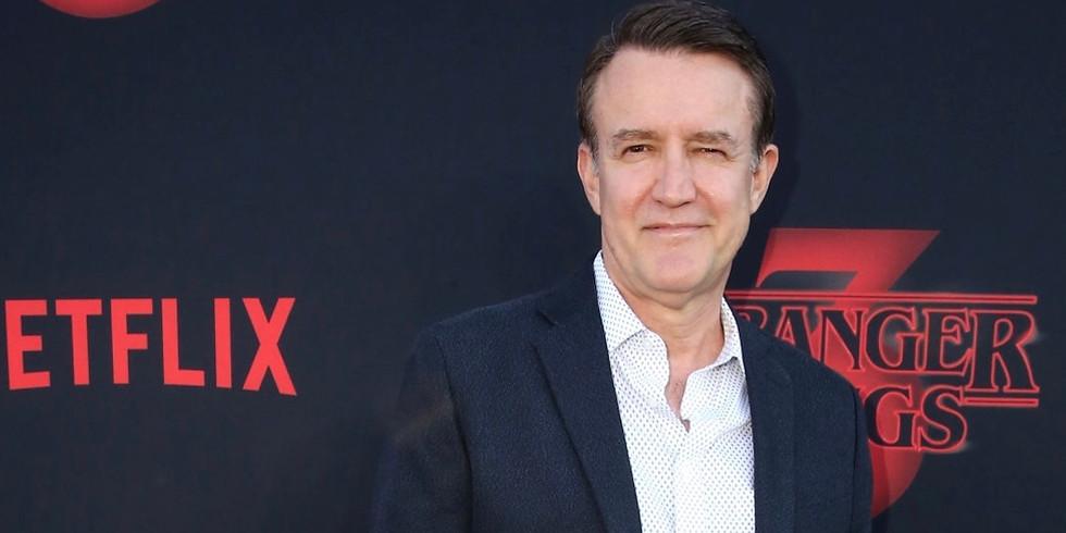 """Meet Stranger Thing's Cast Member Joe Chrest """"Ted Wheeler"""""""