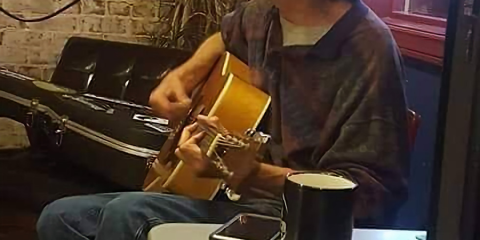 Live music with Mike Bennett.