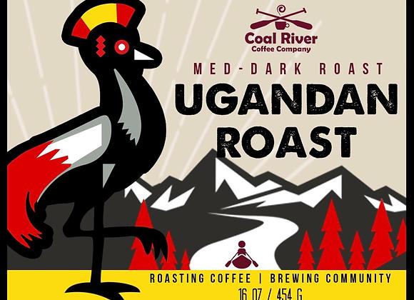 Ugandan Med-Dark Roast