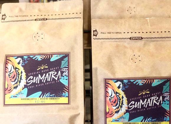 Sumatra Dark Roast Coffee 1 lb