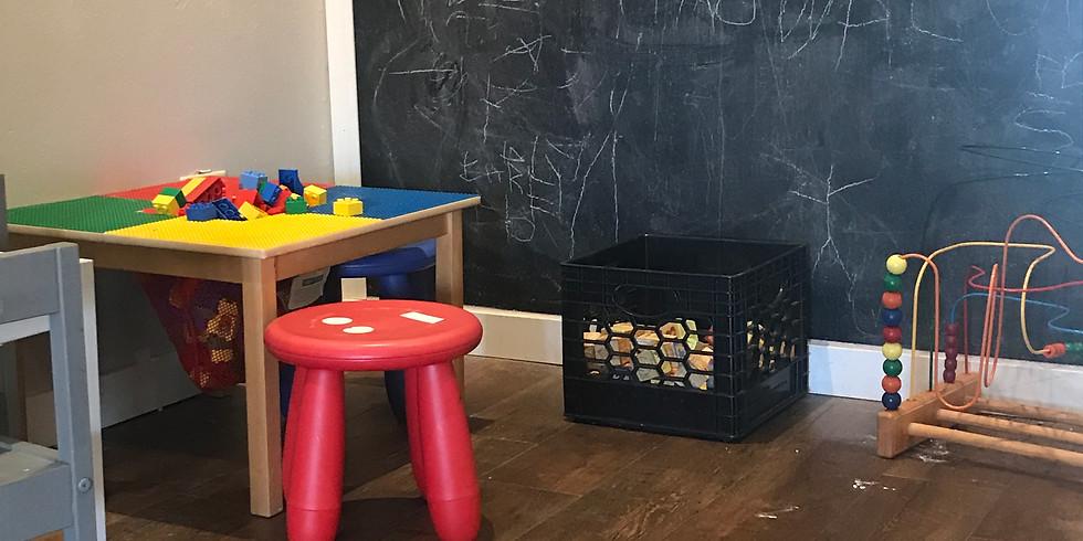 Preschool Play Time