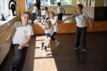 Beweglichkeit Fitness Kinder