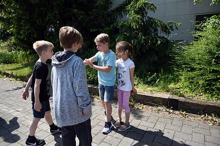 Mobbing Schule Kinder WingTsun
