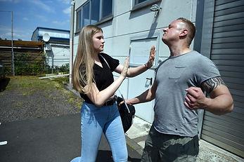 Selbstverteidigung Jugendliche