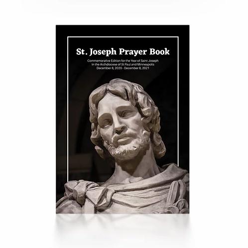 St. Joseph Prayer Booklet PRE-ORDER (25 copies)