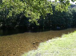 Poza para el baño en el Omaña - San Martín de la Falamosa