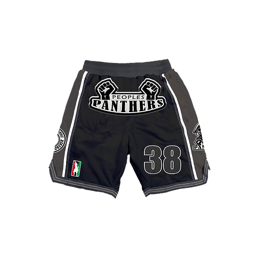 People Panthers shorts kids