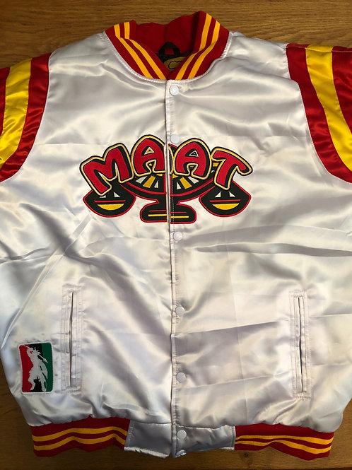 Maat jacket white
