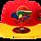 Thumbnail: 2 Tone Kemet Herus Snap-Back Cap