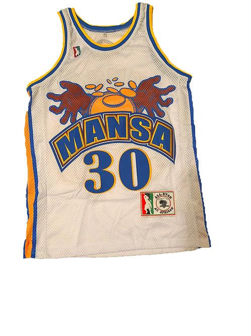 Mansa Musa Basketball Jersey kids