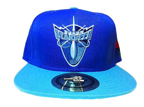 2 Tone Dogon Starseed Snap-Back Cap