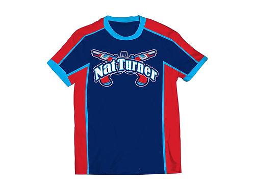 Nat Turner Soccer Jersey