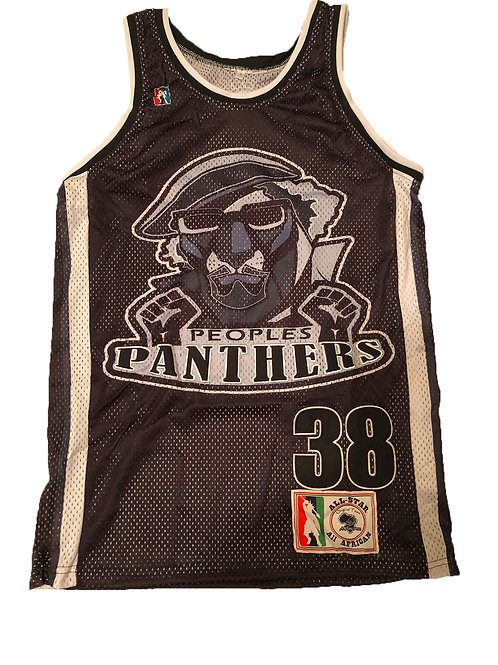 Peoples Panthers jersey kids