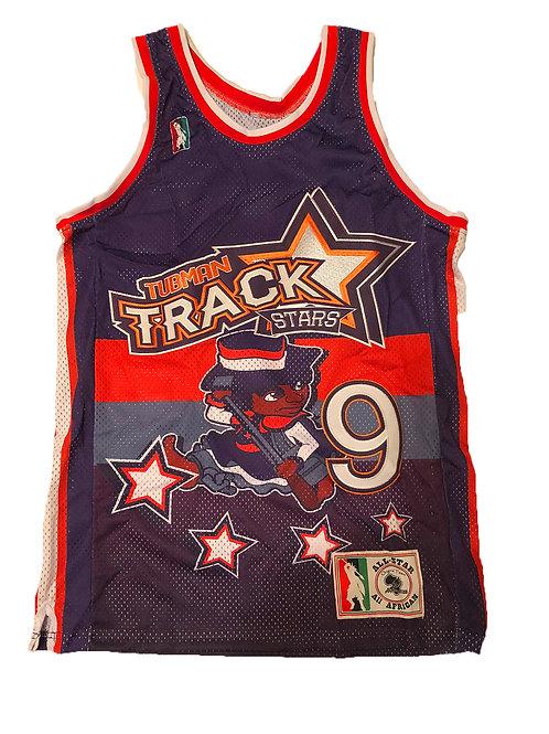 Tubman TrackStars jersey kids
