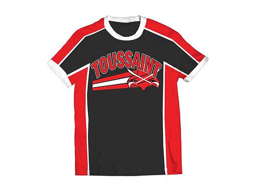 Toussaint Rebels Soccer Jersey