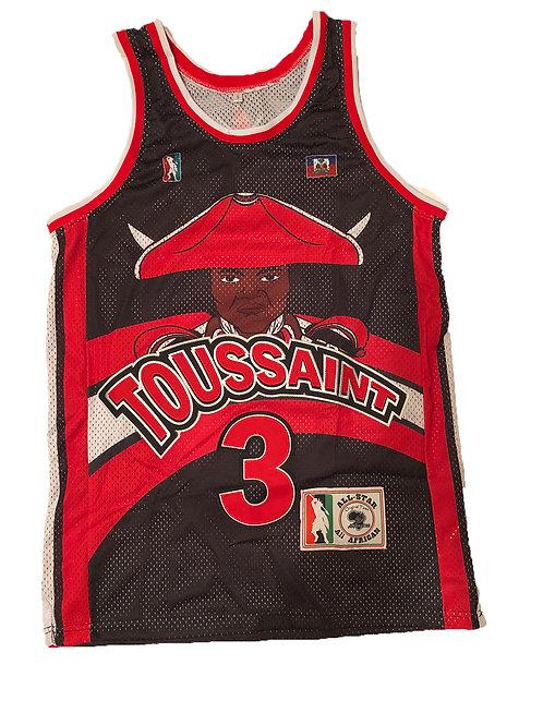 Toussaint Rebels Basketball Jersey