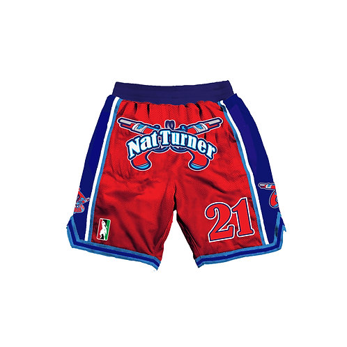 Nat Turner Burners Shorts