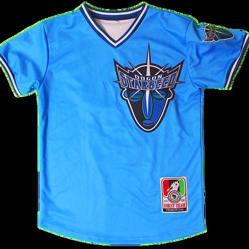 Dogon Starseed Baseball Jersey kids