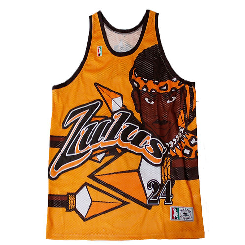 Zulu Basketball Jersey