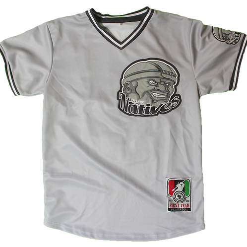 Olmec Natives Baseball Jersey