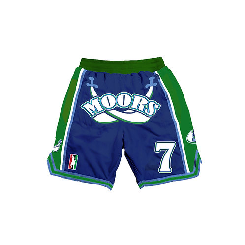 Moorish Knights shorts Adults
