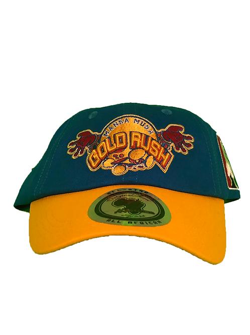 Mansa Musa GoldRush dad cap