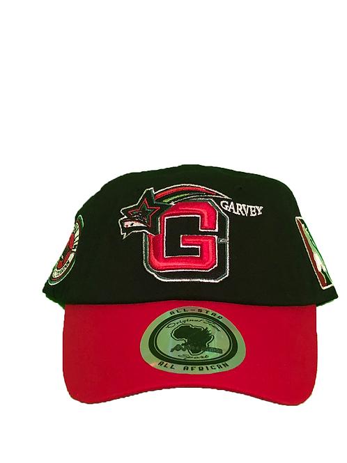Garvey BlackStars dad cap