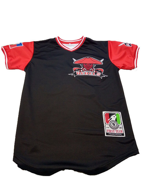 Toussaint Rebels Baseball Jersey