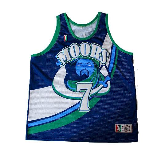 Moorish Knights Basketball Jersey kids