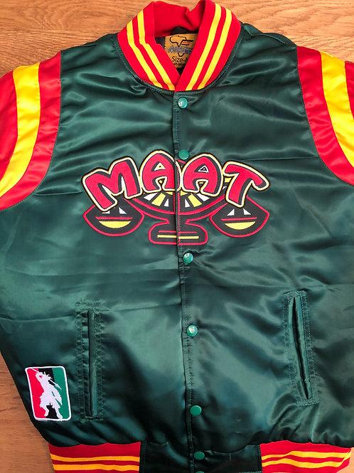 Maat Varsity Jacket